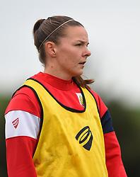 Loren Dykes of Bristol City Women - Mandatory by-line: Paul Knight/JMP - 03/05/2018 - FOOTBALL - Stoke Gifford Stadium - Bristol, England - Bristol City Women v Manchester City Women - FA Women's Super League 1