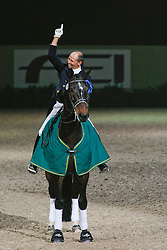 Peters Steffen (USA) - Ravel<br /> World Cup Final Las Vegas 2009<br /> Photo © Dirk Caremans