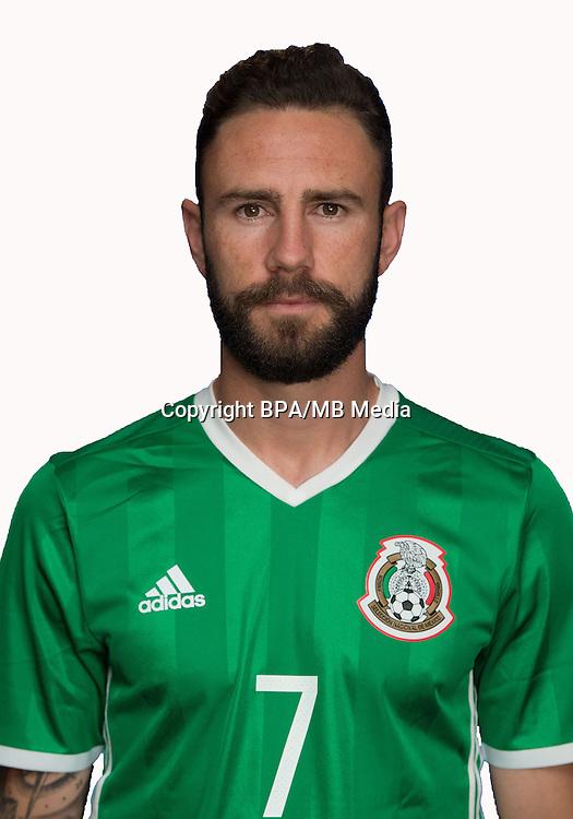 Football Conmebol_Concacaf - <br />Copa America Centenario Usa 2016 - <br />Mexico National Team - Group C - <br />Miguel Layun