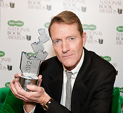 Lee Child during the Specsavers National Book Awards 2012, Central London, Great Britain, December 4, 2012. Photo by Elliott Franks / i-Images.