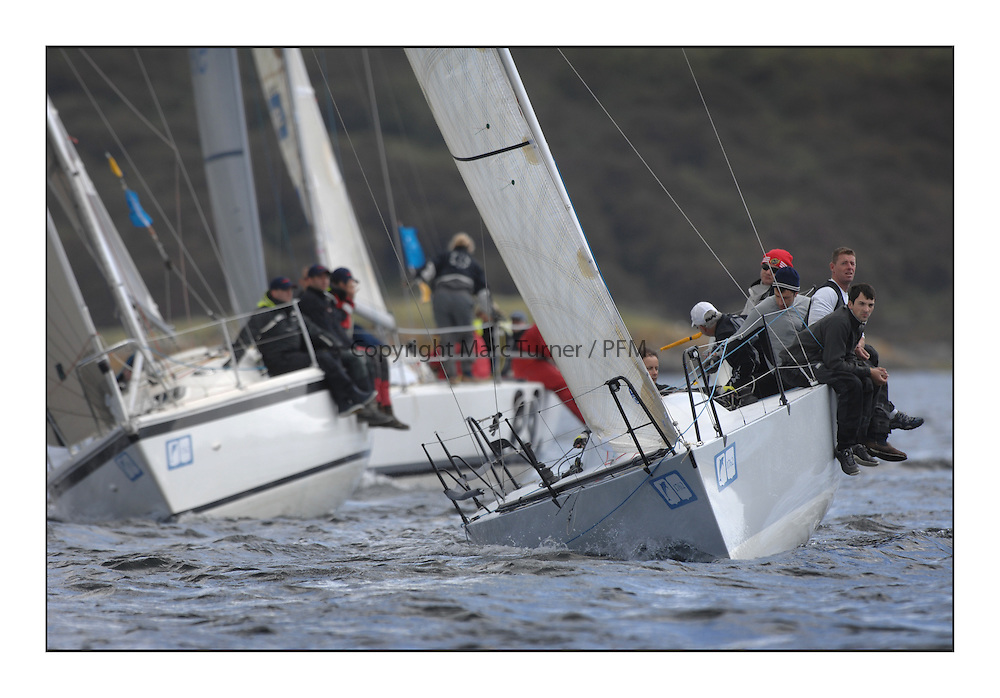 Brewin Dolphin Scottish Series 2011, Tarbert Loch Fyne - Yachting..Class 5, IRL3087, Anchor Challenge, Eamonn Rohan, Royal Cork YC, Farr 1/4 Ton...