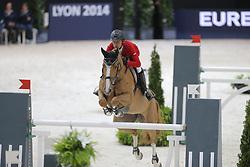 Schwizer, Pius, Quidam du Vivier<br /> Lyon - Weltcup Finale<br /> Finale I<br /> © www.sportfotos-lafrentz.de/Stefan Lafrentz