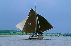 Spakenburg, Botters en oude vissersschepen, old fishing ships