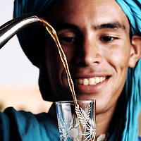 Merzouga, Morocco, 30 October 2006<br />