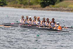May 30, 2010; Sacramento, CA, USA; during the Division I 2010 NCAA Women's Rowing Championships at the Sacramento State Aquatic Center.