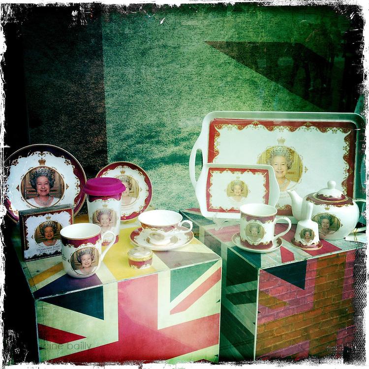 London, United Kingdom. June 3rd 2012..Queen Elizabeth II Diamond Jubilee 1952-2012.