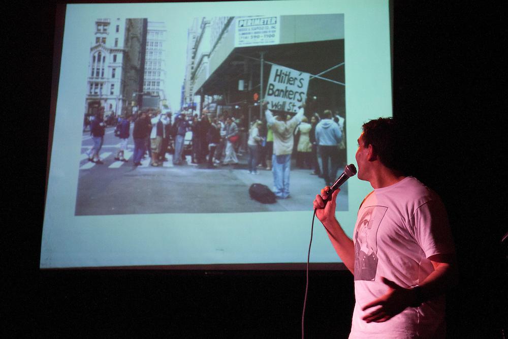 Sacapuntas - Bowery Poetry Club - October 5, 2011