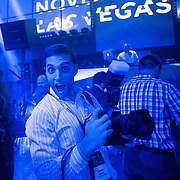 November 13, 2014, Las Vegas, Nevada:<br /> Billie Weiss shoots a party at the Light nightclub at the Mandalay Bay hotel in Las Vegas, Nevada Sunday, November 9, 2014.<br /> (Photo by Billie Weiss/TEAMS)