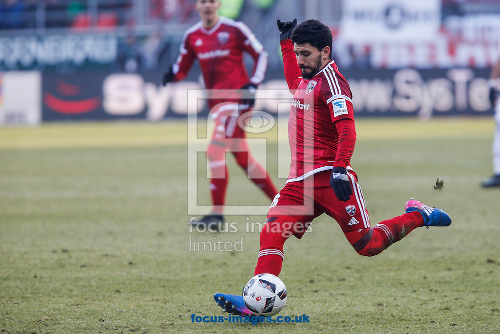 Almog Cohen of FC Ingolstadt 04 during the Bundesliga match at Audi Sportpark, Ingolstadt<br /> Picture by EXPA Pictures/Focus Images Ltd 07814482222<br /> 28/01/2017<br /> *** UK &amp; IRELAND ONLY ***<br /> <br /> EXPA-EIB-170128-1295.jpg