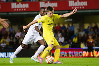 Vietto shot on goal to score a goal in a match of Uefa Europa League, 3 day. (Photo: Alter Photos / Bouza Press / Maria Jose Segovia)
