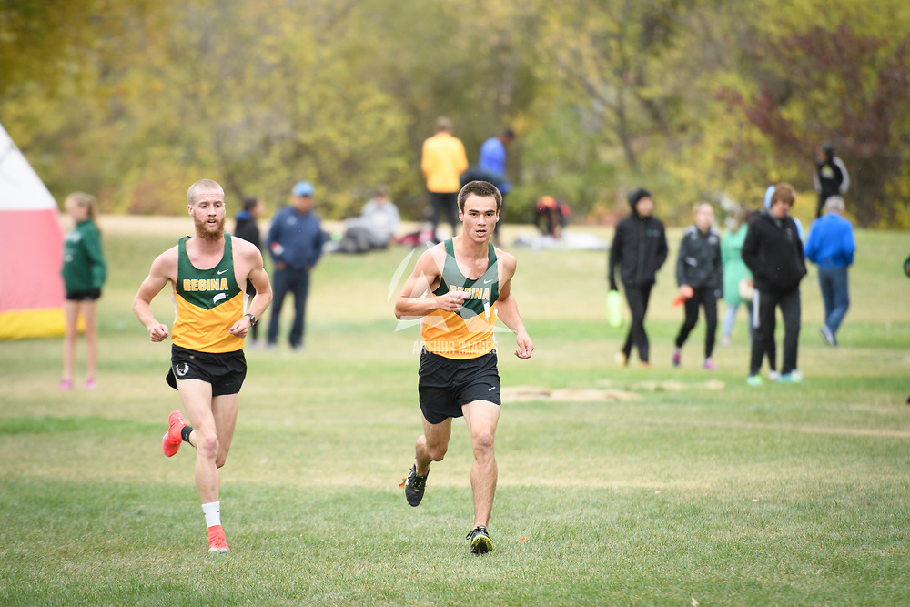 Alex Eiswerth and Quinn Legare during the Cougar Trot on September 16 at Douglas Park. Credit: /Arthur Images