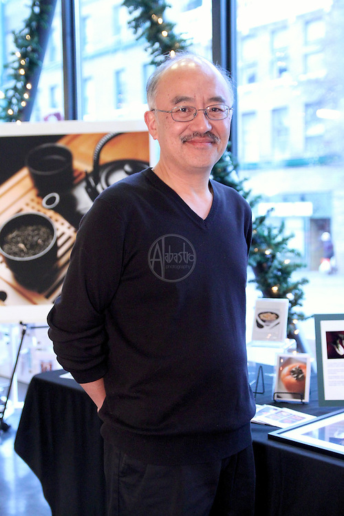 The Wing Marketplace Shop-o-Rama with food photographer Barry Wong's Still Life series.