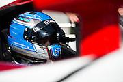 September 29, 2016: IMSA Petit Le Mans, #55 Jonathan Bomarito, Mazda Motorsport, Prototype