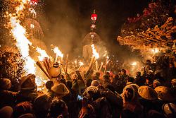 Nozawa Fire Festival<br /> Nozawa Onsen, Japan