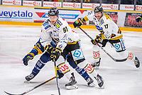 2020-01-17 | Rauma, Finland : Kärpät (91) Juho Lammikko during the game between Lukko-Kärpät in Kivikylän Areena ( Photo by: Elmeri Elo | Swe Press Photo )