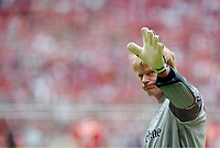 Torwart Oliver Kahn Bayern<br /> Bundesliga FC Bayern München - Hertha BSC<br /> <br /> Norway only