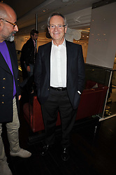 LORD ARCHER at the launch of Tom Parker Bowles's new book 'Full English' held in the Gallery Restaurant, Selfridges, Oxford Street, London on 9th September 2009.