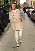 EXCLUSIVE- Sam Faiers and baby Paul