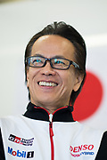 Shigeki Tomoyama<br /> TOYOTA GAZOO  Racing. <br /> Le Mans 24 Hours Race, 11th to 17th June 2018<br /> Circuit de la Sarthe, Le Mans, France.