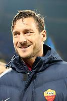 26.02.2016 - Milano  Serie A 2016/17 - 26a   giornata  -  Inter-Roma  nella  foto: Francesco Totti - Roma - Calcio Serie A