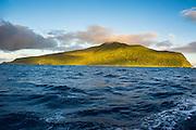 Sunrise over Ofu Island, Manu´a island group, American Samoa, South Pacific