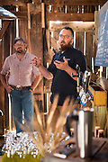 Paul from Deschutes Brewery describes the beer process and the importance of barley in it.