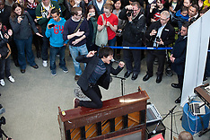 MAY 21 2013 Jamie Cullum Promo Pop Up Concert