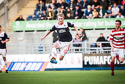 Falkirk's Craig Sibbald.<br /> Falkirk 1 v 1 Hamilton, Scottish Premiership play-off semi-final first leg, played 13/5/2014 at the Falkirk Stadium.