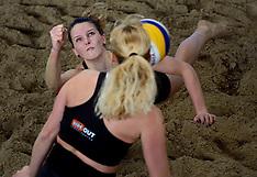 20140105 NED: NK Indoor Beachvolleybal, Aalsmeer