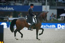 Burfeind Hartwig, GER, Fine Spirit 3<br /> CDI 5* Grand Prix Special<br /> CHIO Rotterdam 2017<br /> © Dirk Caremans<br /> 24/06/2017