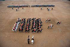 MAR 22 2013 Household Cavalry