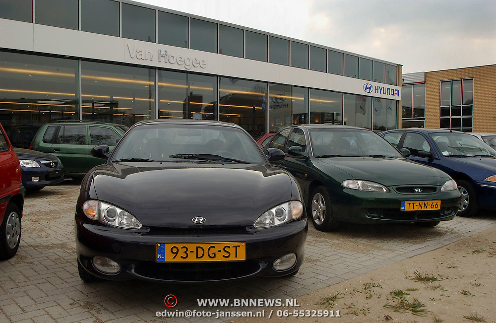 Hyundai autodealer van Hoegee Franciscusweg 4b Hilversum