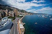May 20-24, 2015: Monaco Grand Prix: Sebastian Vettel (GER), Ferrari
