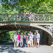 Rodgers Family - Central Park, NY