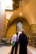 Egypt. Cairo - Mosque SULTAN HASSAN islamic Cairo  +