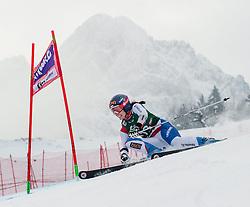 28.12.2013, Hochstein, Lienz, AUT, FIS Weltcup Ski Alpin, Lienz, Riesentorlauf, Damen, 1. Durchgang, im Bild Dominique Gisin (SUI) // during the 1st run of ladies giant slalom Lienz FIS Ski Alpine World Cup at Hochstein in Lienz, Austria on 2013-12-28, EXPA Pictures © 2013 PhotoCredit: EXPA/ Michael Gruber