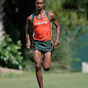 2007 UM Track & Field