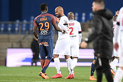 February 17, 2018 - Montpellier, France - 23 JIMMY BRIAND (mon) - FAIR PLAY (Credit Image: © Panoramic via ZUMA Press)