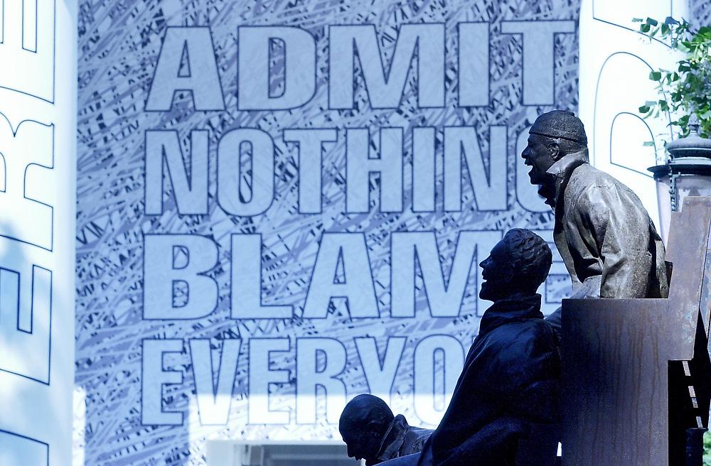 09 JUN 2005 - Venezia - La Biennale di Venezia: 51 Esposizione Internazionale d'Arte :-: Venice, Italy - 51st International Art Exhibition.