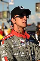 AJ Foyt IV, Meijer Indy 300, Kentucky Speedway, Sparta, KY USA  8/1/08