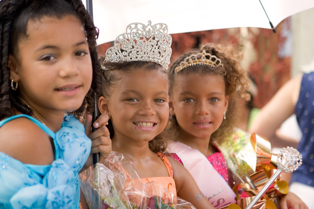 Little Miss St. John, Carnival, 2006 Virgin Islands.