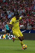 Atletico de Madrid v Villarreal - 28 October 2017