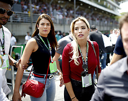 November 11, 2018 - Sao Paulo, Brazil - Motorsports: FIA Formula One World Championship 2018, Grand Prix of Brazil World Championship;2018;Grand Prix;Brazil ,    VIP Barbosa. (Credit Image: © Hoch Zwei via ZUMA Wire)