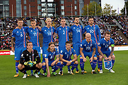 Scandinavian countries - team pics