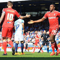 Blackburn v Notts Forest | Championship | 18 April 2015