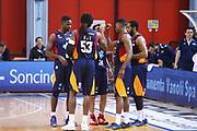 DESCRIZIONE : Cremona Lega A 2014-2015 Vanoli Cremona ACEA Virtus Roma<br /> GIOCATORE : Team Roma<br /> SQUADRA : ACEA Virtus Roma<br /> EVENTO : Campionato Lega A 2014-2015<br /> GARA : Vanoli Cremona ACEA Virtus Roma<br /> DATA : 29/03/2015<br /> CATEGORIA : Team Roma<br /> SPORT : Pallacanestro<br /> AUTORE : Agenzia Ciamillo-Castoria/F.Zovadelli<br /> GALLERIA : Lega Basket A 2014-2015<br /> FOTONOTIZIA : Cremona Campionato Italiano Lega A 2014-15 Vanoli Cremona ACEA Virtus Roma<br /> PREDEFINITA : <br /> F Zovadelli/Ciamillo
