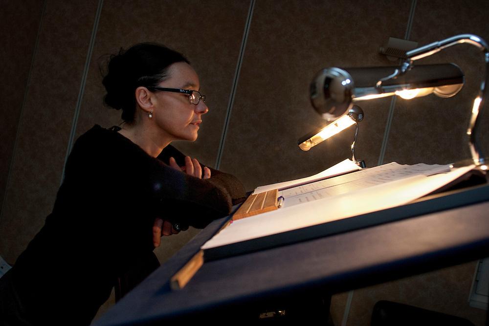 Alessandra Cassioli la voce di Toni Collette, Angela Bassett<br /> <br /> Alessandra Cassioli dubbing actors of Toni Collette, Angela Bassett