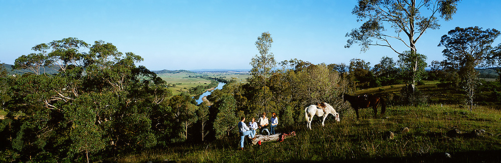 Horse Ride, Hunter Valley, Australia