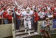COLLEGE FOOTBALL:  Stanford v Cal, November 17, 1984 at Memorial Stadium in Berkeley, California.