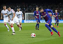 November 29, 2017 - Barcelona, Catalonia, Spain - Jose Manuel Arnaiz during the Copa del Rey match between FC Barcelona v Real Murcia CF,i n Barcelona, on November 29, 2017. (Credit Image: © Joan Valls/NurPhoto via ZUMA Press)